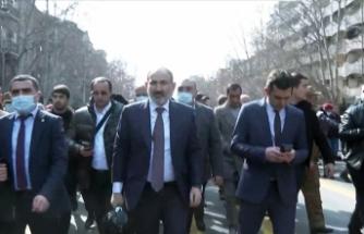 Ermenistan Genelkurmay Başkanlığı: Paşinyan'a istifa çağrısı bir baskı neticesinde yapılmamıştır