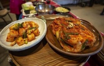 Kore mutfağının vazgeçilmezi 'Kimchi'