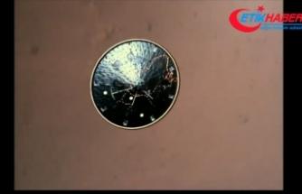 NASA, Mars'a gönderdiği Perseverance'ın iniş görüntülerini paylaştı