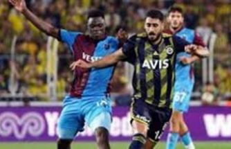 Trabzonspor-Fenerbahçe rekabetinde 129. randevu