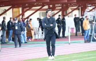 Atakaş Hatayspor Teknik Direktörü Ömer Erdoğan: Önemli bir haftada beklemediğimiz bir mağlubiyet aldık