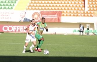 Aytemiz Alanyaspor, sahasında Göztepe'yle 1-1 berabere kaldı