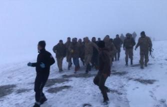 Bingöl-Tatvan arası askeri helikopter düştü: 9  şehit 4 yaralı