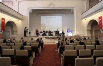 """Gazi Üniversitesi ev sahipliğinde """"Hünkar Hacı Bektaş Veli'yi Anma Ulusal Sempozyumu"""" düzenlendi"""