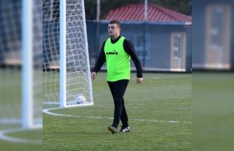 """Giresunspor Teknik Direktörü Hakan Keleş: """"Yolumuza devam ediyoruz"""""""