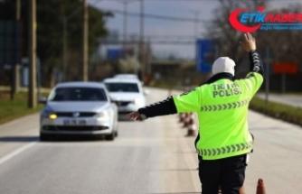 İçişleri Bakanlığı: 1-8 Mart'taki sokağa çıkma kısıtlamalarını ihlal eden 25 bin 439 kişiye adli/idari işlem uygulandı
