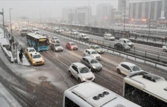 Meteoroloji'den İstanbul için kış uyarısı: Son 10 yıla göre kar yağışı fazla olacak