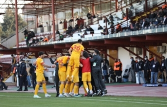 Kayserispor ilk kez 3 gol attı