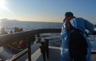 Kırklareli'nde yakalanan 17 sığınmacı, Bulgaristan'ın kendilerini Türkiye'ye geri ittiğini ileri sürdü
