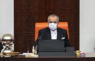 Mecliste siyasi parti temsilcileri şehit askerler için başsağlığı diledi