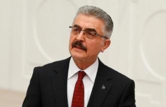 MHP'li Büyükataman: İsrail'in gerçekleştirdiği devlet terörünü lanetliyorum