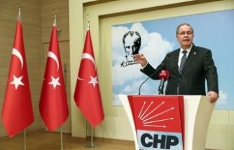 CHP Genel Başkan Yardımcısı ve Parti Sözcüsü Öztrak, gündemi değerlendirdi: