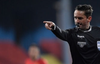 PSG-Başakşehir maçında ırkçı söylemde bulunan dördüncü hakeme sezon sonuna kadar men cezası