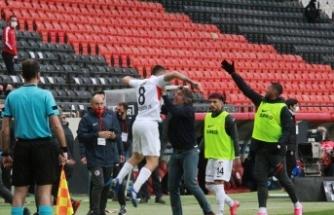 Süper Lig: Gaziantep FK: 2 - Gençlerbirliği: 1 (Maç sonucu)