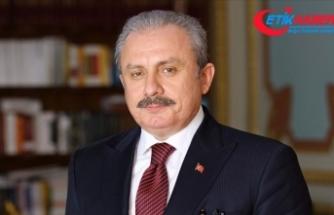 TBMM Başkanı Şentop: Türkiye'nin yeni anayasa yapabileceğine inanıyorum