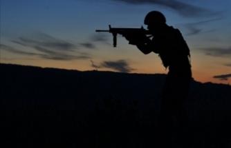 Tel Rıfat bölgesinden saldırı girişiminde bulunan 7 PKK/YPG'li terörist etkisiz hale getirildi
