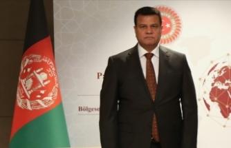 Afganistan Meclis Başkanı Rahmani, İstanbul konferansını tarihi fırsat olarak nitelendirdi