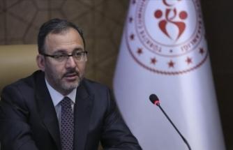 Bakan Kasapoğlu, Avrupa Süper Ligi'nin spordaki 'katılımcılık' ilkesiyle çeliştiğini bildirdi
