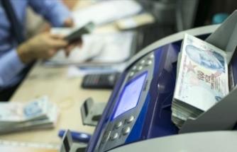 Bankacılık sektörü kredi hacmi geçen hafta 3 trilyon 752 milyar oldu