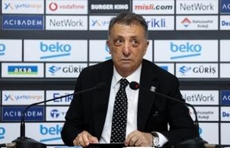 Beşiktaş Kulübü Başkanı Ahmet Nur Çebi şampiyonluğa inanıyor