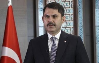 Çevre ve Şehircilik Bakanı Kurum: TOKİ'de yüzde 20 indirim kampanyasını tekrarlıyoruz