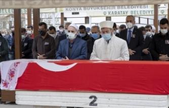 Kovid-19'dan hayatını kaybeden Cumhuriyet Savcısı Sultan Beyza Boyalı'nın cenazesi Konya'da defnedildi