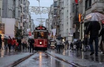 Marmara Bölgesi'ndeki 7 ilde sağanak ve gök gürültülü sağanak bekleniyor