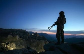 PKK'dan kaçan bir terörist daha ikna yoluyla teslim oldu