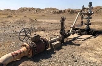 Terör örgütü DEAŞ, Kerkük'te petrol kuyusuna saldırıda bulundu