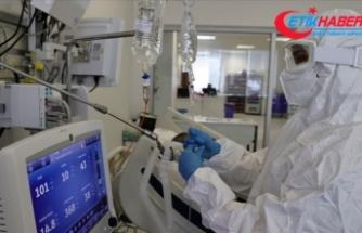 Türkiye'de 54 bin 791 kişinin Kovid-19 testi pozitif çıktı, 354 kişi hayatını kaybetti