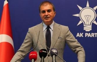 AK Parti Sözcüsü Çelik: 'İsrail askerleri hedef gözeterek sebepsiz yere masumları öldürdü'