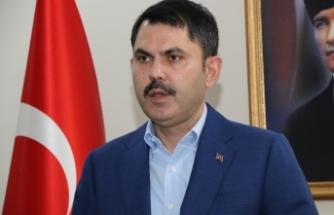 """Bakan Kurum: """"Türkiye hiçbir zaman çöp ithalatı yapmamıştır"""""""