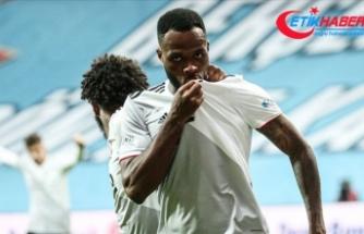 Ligde 19 gol atan Larin, Beşiktaş'ta sezonun en skorer ismi oldu
