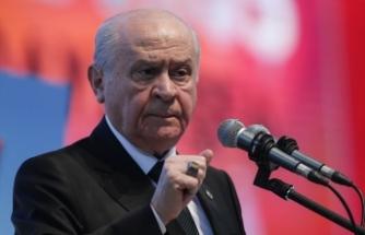 MHP Lideri Bahçeli: Dün de, bugün de, yarın da Kıbrıs Türk'tür, Türk kalacaktır