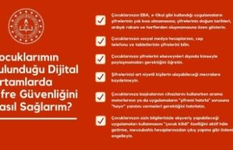 Milli Eğitim Bakanı Selçuk'tan 'Dünya Şifre Günü'nde uyarı