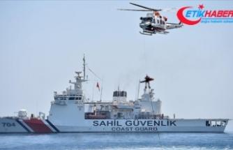 Suriye açıklarında bir gemide 1,5 tonun üzerinde esrar ele geçirildi