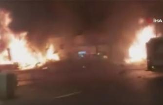 Tel Aviv'e roket saldırısı: 1 ölü, 6 yaralı