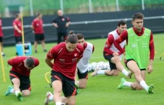Türkiye EURO 2020'deki üçüncü maçında İsviçre karşısında