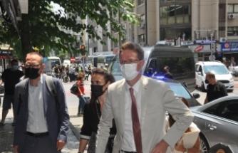 AB Büyükelçisi Meyer-Landrut'tan HDP'ye taziye ziyareti