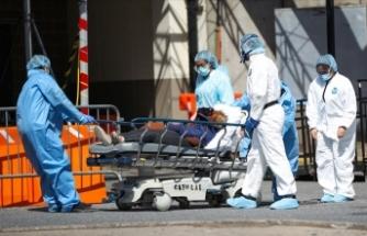 ABD'de Kovid-19 salgınında ölenlerin sayısı 600 bin 292'ye yükseldi