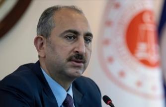 Adalet Bakanı Gül: 1 milyondan fazla dosya mahkemelere gitmeden çözüme kavuştu