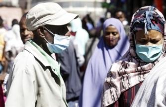 Afrika'da Kovid-19 vakaları son 1 haftada yüzde 30 artış gösterdi