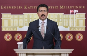 AK Parti Grup Başkanvekili Özkan gündemi değerlendirdi: