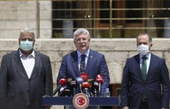 AK Parti'li Akbaşoğlu, 4. Yargı Paketi'ne ilişkin teklifi TBMM Başkanlığına sunduklarını bildirdi: