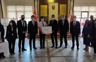 Altındağ Atatürk Mesleki ve Teknik Anadolu Lisesi uluslararası proje yarışmasında dünya birincisi seçildi