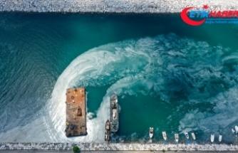 Bakan Kurum: Marmara Denizi'nden 9 günde 3 bin 539 metreküp müsilaj temizlendi
