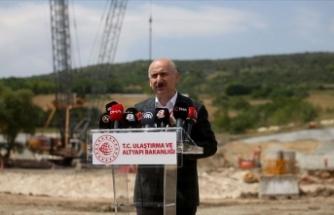 Bakan Karaismailoğlu: Kanal İstanbul Türkiye'nin dünya ticaretinde etkinliğini artıracak