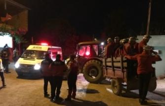 Bursa'da kendisinden haber alınamayan kişi için arama kurtarma çalışması başlatıldı