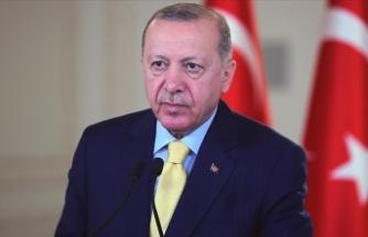 Cumhurbaşkanı Erdoğan: Ülkemiz ve milletimiz için en doğrusunu yapmakta kararlıyız