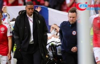 Danimarkalı futbolcu Christian Eriksen'den 'iyiyim' mesajı